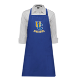 Full Length Royal Apron-Interlocking UC Riverside