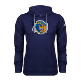 Adidas Climawarm Navy Team Issue Hoodie-Highlander Bear