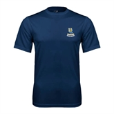 Performance Navy Tee-UC Riverside Athletic Association