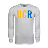 White Long Sleeve T Shirt-UCR