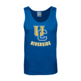 Royal Tank Top-Interlocking UC Riverside