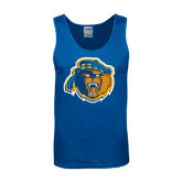 Royal Tank Top-Highlander Bear