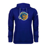 Adidas Climawarm Royal Team Issue Hoodie-Highlander Bear