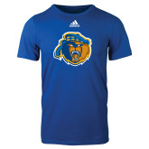 Adidas Royal Logo T Shirt-Highlander Bear