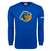 Royal Long Sleeve T Shirt-Highlander Bear