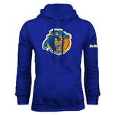 Royal Fleece Hoodie-Highlander Bear