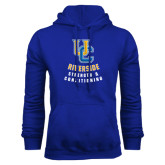 Royal Fleece Hoodie-UC Strength & Conditioning