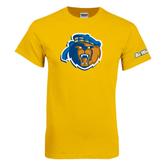 Gold T Shirt-Highlander Bear