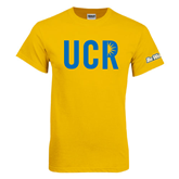 Gold T Shirt-UCR
