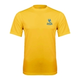 Syntrel Performance Gold Tee-UC Riverside Athletic Association
