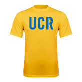 Performance Gold Tee-UCR