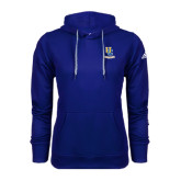 Adidas Climawarm Royal Team Issue Hoodie-Interlocking UC Riverside