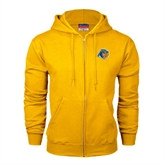 Champion Gold Fleece Full Zip Hood-Highlander Bear
