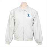 Khaki Players Jacket-Interlocking UC Riverside
