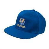 Royal OttoFlex Flat Bill Pro Style Hat-Interlocking UC Riverside