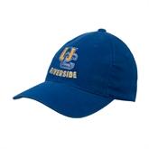 Royal OttoFlex Unstructured Low Profile Hat-Interlocking UC Riverside