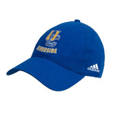 Adidas Royal Slouch Unstructured Low Profile Hat-Interlocking UC Riverside