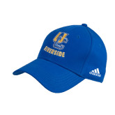 Adidas Royal Structured Adjustable Hat-Interlocking UC Riverside