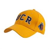 Gold Heavyweight Twill Pro Style Hat-UCR