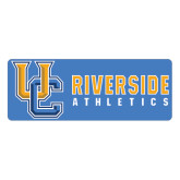 Extra Large Magnet-Interlocking UC Riverside Side Version, 18 inches wide
