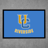 Full Color Indoor Floor Mat-Interlocking UC Riverside