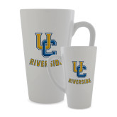 Full Color Latte Mug 17oz-Interlocking UC Riverside