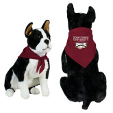 XXX Maroon Pet Bandana-Primary Mark