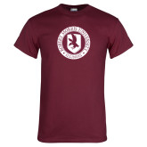 Maroon T Shirt-Seal