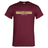Maroon T Shirt-Bowling