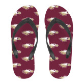 Full Color Flip Flops-Eagle Head