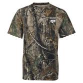 XXX Realtree Camo T Shirt-Primary Mark