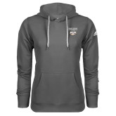 XXX Adidas Climawarm Charcoal Team Issue Hoodie-Primary Mark