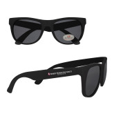 XXX Black Sunglasses-Robert Morris University Illinois