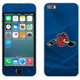 iPhone 5/5s Skin-Hammy w/ Hockey Stick