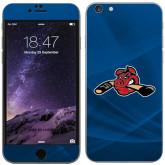 iPhone 6 Plus Skin-Hammy w/ Hockey Stick