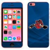 iPhone 5c Skin-Hammy w/ Hockey Stick