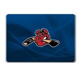 MacBook Pro 13 Inch Skin-Hammy w/ Hockey Stick