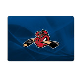 MacBook Air 13 Inch Skin-Hammy w/ Hockey Stick