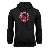 Black Fleece Hoodie-Badge
