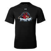 Under Armour Black Tech Tee-Primary Mark