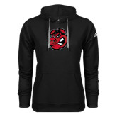 Adidas Climawarm Black Team Issue Hoodie-Hammy Head