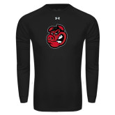 Under Armour Black Long Sleeve Tech Tee-Hammy Head