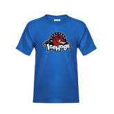Youth Royal Blue T Shirt-Primary Mark