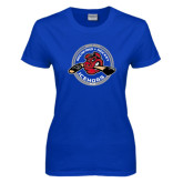 Ladies Royal T Shirt-Fancy Puck