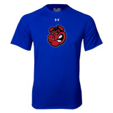 Under Armour Royal Tech Tee-Hammy Head
