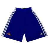 Adidas Climalite Royal Practice Short-Hammy w/ Hockey Stick