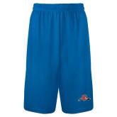Performance Royal 9 Inch Length Shorts-Hammy w/ Hockey Stick