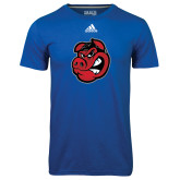 Adidas Climalite Royal Ultimate Performance Tee-Hammy Head