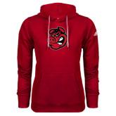Adidas Climawarm Red Team Issue Hoodie-Hammy Head