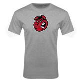 Grey T Shirt-Hammy Head
